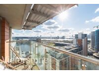 Penthouse two bedroom, AVAILABLE NOW, Royal Victoria Dock