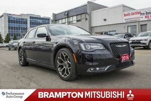 2016 Chrysler 300 S|LEATHER|BEATS BY DRE|CAM|BLUETOOTH|RWD