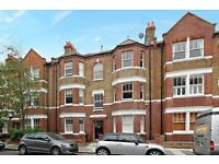 2 bed flat with separate dining area, separate kitchen and separate reception room
