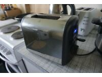 Breville Polished Stainless Steel 2-Slice Toaster (used)