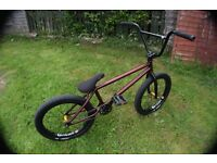 9/10 Condition Top End Custom Bmx Worth £1600+