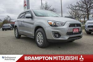 2015 Mitsubishi RVR SE|HEATED SEATS|BLUETOOTH|WINDOW VISORS