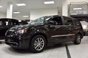 2015 Chrysler Town & Country S NAV+CAMÉRA+CUIR