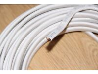 20m x Romex E18679 awg 14 cu 2 cdr with awg 14 ground type nm-b 600 volts