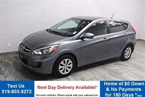 2016 Hyundai Accent HATCHBACK! HEATED SEATS! BLUETOOTH! STEERING