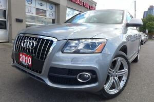 2010 Audi Q5 3.2 Premium S Line, Panoramic, No Accidents