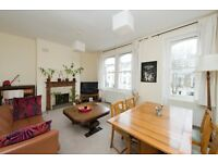 PRINCE OF WALES ROAD, NW5: 2 BED - PERIOD CONVERSION - OWN PRIVATE ENTRANCE - HIGH CEILINGS -