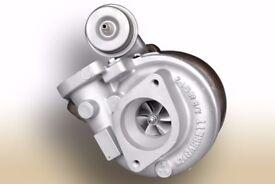 Garrett Turbocharger no. 701196 for Nissan Patrol 2.8 TD. 2800 ccm, 129 BHP, 96 kW.