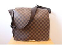 Authentic Louis Vuitton Bastille Damier Messenger Bag as new with tags and receipt