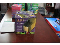 Seio pump / powerhead