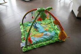 Fisher Price Music and Lights Gym