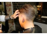 FREE MEN'S HAIRCUTS IN CENTRAL LONDON.