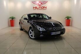 Mercedes-Benz CLS 3.0 CLS320 CDI 7G-Tronic 4dr (black) 2007