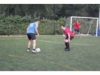 Social Football 4G- Wednesday- Camden/Tufnell Park- Play when you want- 8-9pm