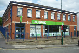 Radcliffe - Town Centre Building To Let
