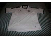Adidas German Football Shirt.