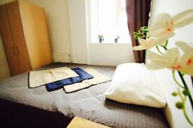Comfortable Double Room in Kentish Town just 170 pw //51L