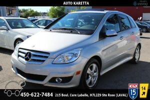 2010 Mercedes-Benz B-Class B200, TOIT OUVRANT PANORAMIC, BLUETOO