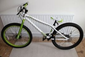 Voodoo shango dirt jump mountain bike