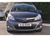 Toyota Yaris VVT-I ICON PLUS (grey) 2014-01-31