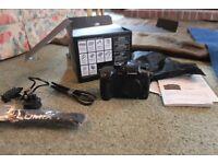 Panasonic Lumix GH5 20.3 MP Digital Camera - 4K