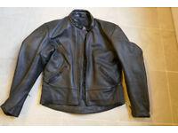 Scott Leather Bike Jacket