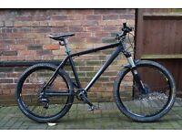 Mountain bike- Hardtail