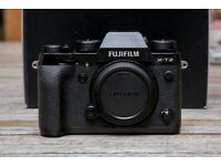 Fuji x-t2 and lenses Very good condition