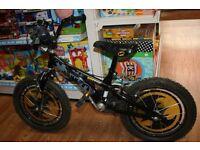 "16"" Batman Bike - in great condition"