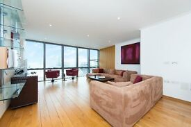 STUNNING 2 BED 2 BATH WEST INDIA QUAY, CANARY WHARF - TG
