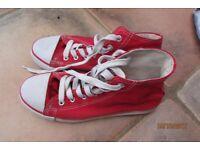 Size 39 (UK 7) Baseball boots. Great condition. £3.50. Torquay.