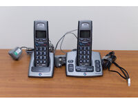 BT Freestyle House Phone - Twin Set