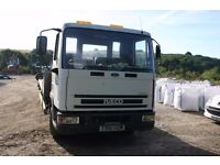 IVECO-Ford 7500Kg Beaver Tail Lorry