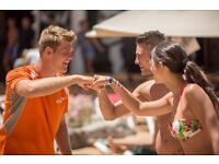 Hotel Entertainer in Spain. Want to live an adventure without risks? Become an Acttiv entertainer!