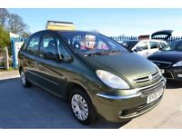 2006 06 Citroen Xsara Picasso 1.6 HDI Desire - 106k-9 Service Stamps-Cambelt Changes Recent service