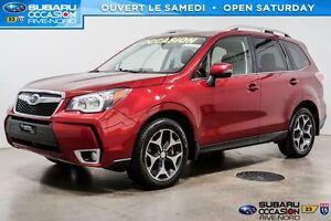 2014 Subaru Forester XT Limited Tech NAVI+EYESIGHT®