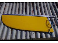 Daggerboard Keel Rudder Centreboard RS Laser Unkown Dinghy Boat Sailing Yacht