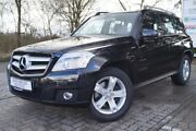 Mercedes-Benz GLK 220 CDI BE PANORAMA NAVIGATION AHK PTS ALU