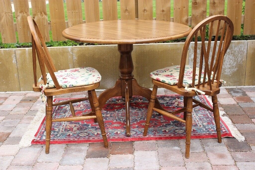 Dining Table And Chairs For Sale Helmsley North Yorkshire