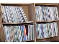 Large Collection of Rare Country LP's (500)