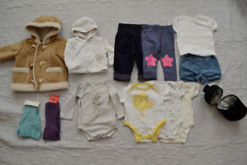 Baby girl clothes 0 - 3 months