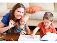 Nanny/childminder/babysitter - fully qualified, enthusiastic and experienced