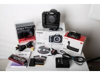 CANON EOS 7D plus accessories