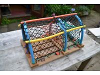 Lobster Pot for fishing or garden ornament.