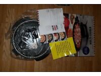 Giles & Ponser All-in-one multi cooker, new with recipe book