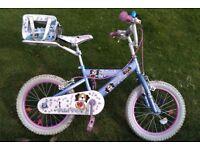 "Puppy Pedal Pets - Bike 16"" wheels"