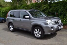 Nissan X-Trail Sport Expedition DCi, 2.0l diesel, manual
