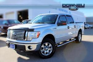 2011 Ford F-150 XTR! ~CHROME! ONLY 67082 KMS! 4WD!