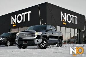 2015 Toyota Tundra TRD CREW MAX, Limited, Htd Leather, Bluetooth