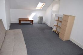 SB Lets are delighted to offer a large fully 'Holiday Let' furnished studio flat in central Hove